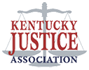 Logo Recognizing Robert Abell Law's affiliation with the Kentucky Justice Association