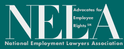 Logo Recognizing Robert Abell Law's affiliation with the National Employment Lawyers Association